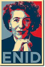 Enid Blyton impresión fotográfica Cartel (Obama esperanza), el famoso cinco