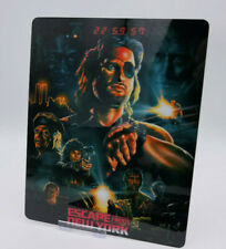 ESCAPE FROM NEW YORK - Glossy Bluray Steelbook Magnet Cover (NOT LENTICULAR)
