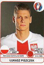 Panini UEFA EURO 2016 France NR 301 Lukash Piszczek