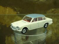 CLASSIC VINTAGE DINKY No 135 TRIUMPH 2000 in Wedgwood Blue and White.