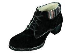 Rieker Damenschuhe mit Echtleder und Schnürsenkel für Mittlerer Absatz (3-5 cm)