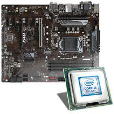 Mainboard Bundle Intel Core i5-8400 MSI Z370-A Pro