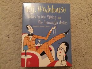 P.G. Wodehouse Jeeves in the Offing and The Inimitable Jeeves Penguin Audio Book