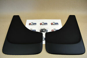 Chevrolet Pontiac Buick Cadillac Oldsmobile Car or SUV Molded Mud Flaps new OEM