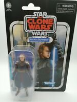 "Anakin Skywalker Star Wars The Clone Wars Vintage Collection 3.75"" Figure VC92"
