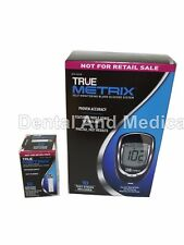 50 TRUE Metrix Diabetic Test Strips Exp 2019+ AND FREE TRUEMetrix Meter Kit