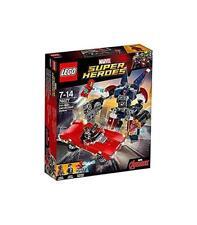 Minifiguras de LEGO Iron Man sin anuncio de conjunto