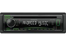 Kenwood Autoradio Bluetooth 1 Din Android CD Mp3 Radio FM 200W USB AUX KDC-120UG