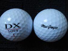 """20 MACGREGOR """"DX SOFT""""  Golf Balls - """"PEARL"""" Grade."""
