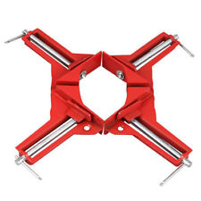 Corner Clamps 3inch 2pcs 90 Degree Right Angle Clamp Mitre Clamp for Wood W T2Q8