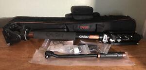 Cayer AF34DV Professional Monopod Kit, 71 inch w/ H4 Head