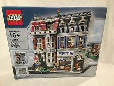 LEGO Creator Pet Shop (10218) - New, Sealed