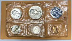 USA - Silver Proof Set - 1956 - Below Greysheet Wholesale Price!