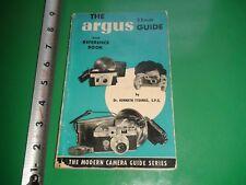 JB848 Vintage 1954 Argus 35mm Camera Guide