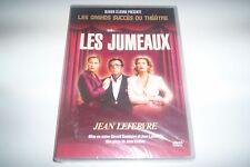DVD LES JUMEAUX pièce de théâtre avec jean lefebvre ... NEUF