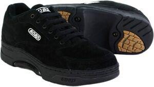"""Soap Shoes """"Clean"""" model Black Suede Size 9.0 1998"""