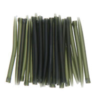 """30pcs 53mm/2.1"""" Anti Tangle Sleeves Carp Fishing Tackle Accessories Outdoor"""