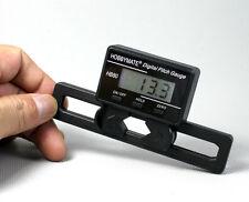 LCD display Digital Pitch Gauge for FBL Helis 250-700 size W/gyro Senso
