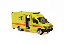 Siku 2108GR Mercedes Benz Sprinter II 213 CDI Greek Ambulance 1:50 Official New