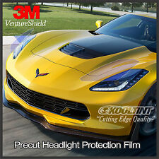 Headlight Protection Film by 3M for 2015 2016 Chevy Corvette Stingray