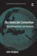 The Genocide Convention: An International Law Analysis (International-ExLibrary