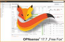 OPNsense Linux Live USB firewall router IoT OpenVPN LibreSSL HardenedBSD based
