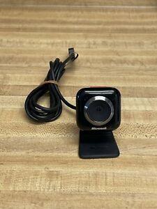 Microsoft LifeCam VX-5000 USB 2.0 Webcam Camera Zoom Meeting Online Free S/H