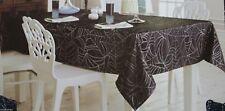 Halloween Midnight Market Black Sparky Spiderweb Cloth 60x84 Oblong Tablecloth
