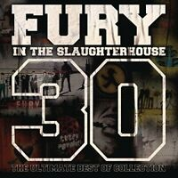 FURY IN THE SLAUGHTERHOUSE - 30: THE ULTIMATE BEST OF COLLECTION  3 CD NEW