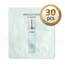 [O HUI] Miracle Aqua Essence 1ml x 30pcs Korea Cosmetics OHUI