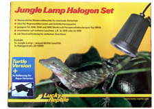 Lucky Reptile Jungle Lamp ''Turtle'' Halogenset