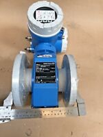 "*NEW*UNUSED* Endress Hauser Pro Mag W Flow Meter 50W80-LC0A1AA0AAAA. 8"" FLANGE"