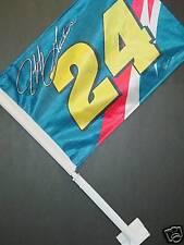 NASCAR, Car Flag, #24 Jeff Gordon, NEW