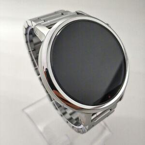 Motorola moto360 2nd Gen 42 46mm Men's Smart Watch Silver