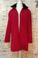 Jones New York Hooded Parka Jacket Coat Size M