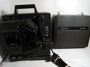 Vintage Bell & Howell Model 2580 16mm Film Projector Filmosound !!