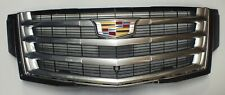 GM Cadillac Escalade Upr Grille Base (16-074C - K5140) Take off 2015-2018 Part