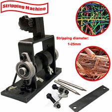 Machine À Dénuder Dénudeur Isolant CÂble Manuelle Pour Stripping Peeling 1-25mm