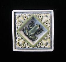 New listing Frog Garden Arts And Crafts Evangelist Gothic Ellison Tile