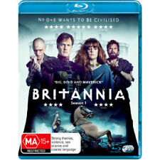 Britannia: Season 1 NEW Blu-ray