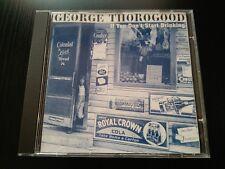 GEORGE THOROGOOD (1CD) LIVE IN USA 1993  - RAREZA
