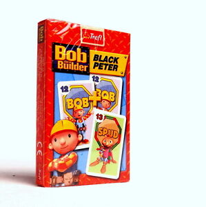 Bob The Builder, Playing Cards. Black Peter (Old Maid).
