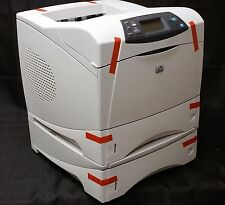 HP Laserjet 4300 4300TN LASER PRINTER COMPLETELY REMANUFACTURED Q2433A