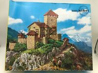 Kibri HO 9000 B-9000 Building Kit - German Mountain Castle