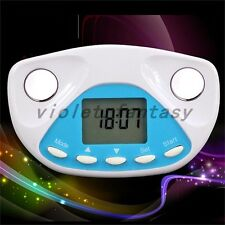 New Hand-Hold Electronic Body Fat Meter Fat Scales Measure calorie measurement