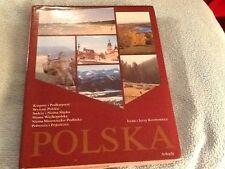 Polska Book By Irena I Jerzy Kostrowiccy  Language Polish Editor Arkady 1980