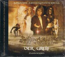 Der Greif - Wolfgang Hohlbein - 2CDs - Musikversion - Limited Edition - OVP