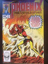 Phoenix The Untold Story (1984) #1 9.2 NM Marvel Comics Uncanny X-Men Byrne