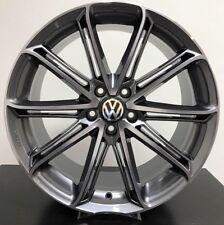 """Cerchi in lega Volkswagen Polo Golf 4 da 17"""" Nuovi Offerta BICOLORE PREZZO SUPER"""