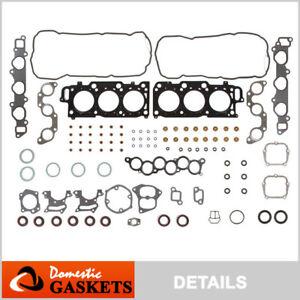 Fits 99-06 Toyota Lexus 3.0L Avalon Camry ES300 RX300 Sienna Head Gasket Set